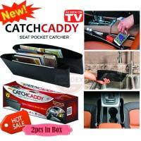 CATCH CADDY / Magic Box / As Seen On Tv Car Seat Organizer / Rak Mobil