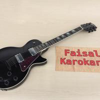 Gitar Gibson les paul plus hardcase