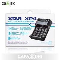 Jual XTAR XP4 Smart Li-ion/Ni-MH Battery Charger Vape Vapor 4 Slot Murah