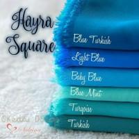 Jual hayra square. jilbab segiempat rawis. bahan adem nyaman dipakai Murah