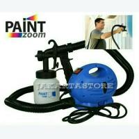 Jual Free Bubble! Paint Zoom Gun Spray / Alat Semprot Cat Elektrik Otomatis Murah