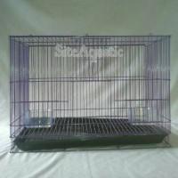 Jual Kandang Hamster-Kelinci-Kucing-Sugar Glider Small Ungu Murah