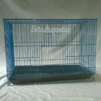 harga Kandang Hamster-kelinci-kucing-sugar Glider Small Biru Tokopedia.com