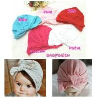 Jual topi turban bayi dan anak Murah