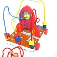 Terbaik Mainan Wire Game Besar Apollo