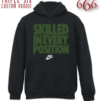 Jaket Hoodie Bola - Nike Skilled in every position