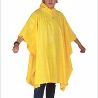 JAS HUJAN PONCHO Kuning TIGER HEAD kode 68334 ( model kalong )