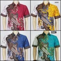 Model Baju Kemeja Batik Modern Pria || Batik Kerja | Kantor | Terbaru