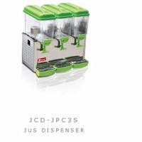 SUPLIER Dispenser Juice Minuman Listrik JCD-JPC3S LARIS