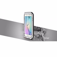 Hot Stuff! Love Mei Powerful Aluminium Bumper For Samsung Galaxy S6 Ed