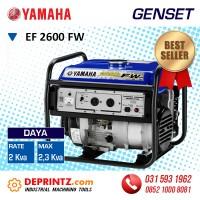 Generator Set Genset YAMAHA EF 2600 FW - 2300 watt