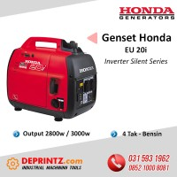 Generator Set Genset Inverter HONDA EU20i - 2000 Watt