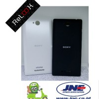 CASE SONY XPERIA C BACKDOOR BACKCOVER TUTUP BELAKANG C2305
