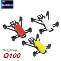 Kingkong Q100 Body Frame Micro FPV Quadcopter RC Drone