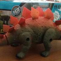 Jual Mainan Dinosaurus Stegosaurus Baterai Murah