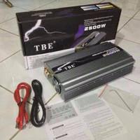 PROMO Power Inverter TBE DC to AC 2500w (watt) PALING MURAH