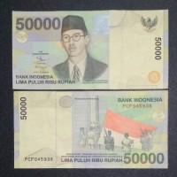harga Uang Kuno Indonesia 50.000 Rupiah 1999 Tokopedia.com