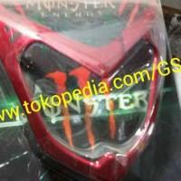 Lis cover lampu utama / headlamp honda cb150r