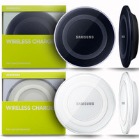 Promo WIRELESS CHARGER FOR SAMSUNG S6 HITAM + PALING MURAH Terbaik