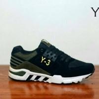 FREE BONUS ! sepatu casual Y-3 adidas pria premium import