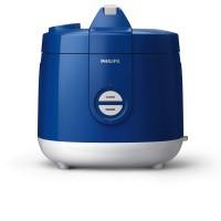 Philips Rice Cooker HD 3127 /31- 2 Liter - Biru