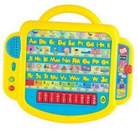 Winfun Letters and Tunes Bilingual Board