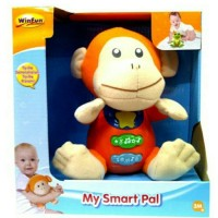 Winfun My Smart Pal Monkey / Mainan Bayi