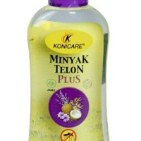 Konicare Minyak Telon Plus Anti Nyamuk 60ml