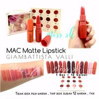 JUAL MAC Matte Lipstick Valli Giambattista / matte lipstik Mac