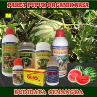 Jual Paket Pupuk Budidaya Semangka Organik Nasa Lengkap Murah