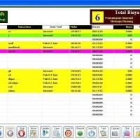 software billing warnet Sombrero Net Bill Premium - Beta II