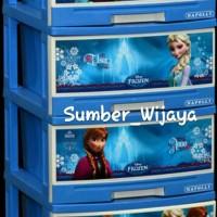 harga Lemari Laci Plastik Napolly Susun 4 - Frozen Sfc2 4000 Froz Tokopedia.com