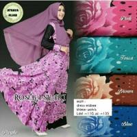 rosela syari cantik ori athaya / supplier baju wanita hijab