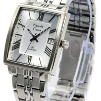 JAM TANGAN PRIA ALEXANDRE CHRISTIE CLASSIC AC 8512MD STAINLESS STEEL