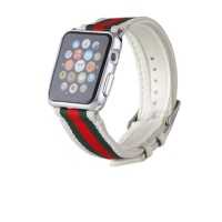 Wristband Belt Jam Gucci Strap Premium Quality Apple Watch 38mm 42mm