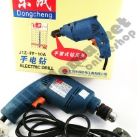 Mesin Bor Electric Drill 10mm High Quality Power Tools DONGCHENG