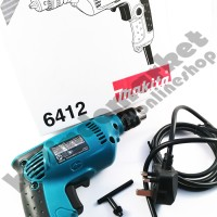 Mesin Bor Electric Drill 10mm MAKITA 6412 3Pin Electric Plug Singapore