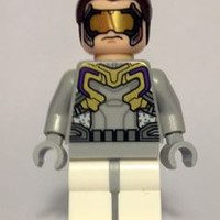 LEGO MINIFIGURE HYDRA HENCHMAN PARTOUT 76030