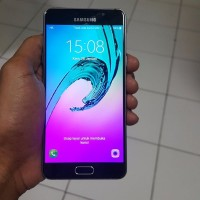 Samsung Galaxy A5 2016 16gb black SECOND BINTANG 2 SEIN