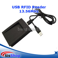13.56MHZ 13.56 MHZ USB PROXIMITY RFID CARD READER / SENSOR