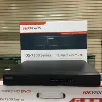Turbo HD DVR DS-7200 series HD DVR Hikvision 1080P 2.0M