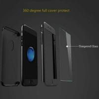 Jual FULL PROTECTION Casing iPhone 5 5s SE 6 6s 6 Plus 7 7 Plus Hard Case Murah