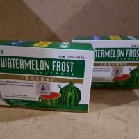 SANJIN WATERMELON FROST LOZENGES ( PERMEN PELEGA TENGGOROKAN)