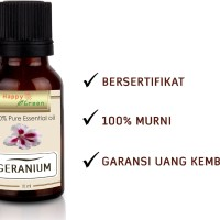 Geranium Essential Oil (Minyak Geranium) | 10ml Seiras Young Living