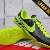 ... buy popular Sepatu Futsal Anak-Nike Tiempo ACC Hitam Hijau Anak 88494 d244b ...