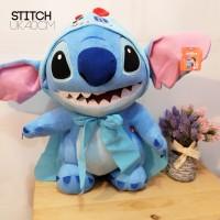 Boneka lilo Stitch Besar 40cm Impor stich Scrump Domo kado little grea