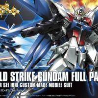 HGBF Build Strike Gundam Full Package