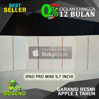 "TERMURAH iPad Pro Mini 9.7"" Wifi Only 128GB Garansi Apple 1 Tahun"