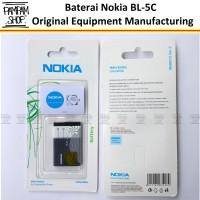 Baterai Nokia 2700 2730 3120 Classic BL5C BL-5C Original OEM | Batre