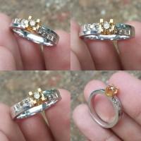 Natural Diamond for ladies,Asli